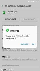 Samsung Galaxy A5 (2017) - Applications - Comment désinstaller une application - Étape 7