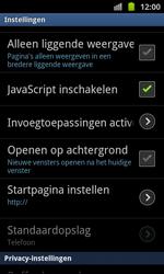 Samsung I8530 Galaxy Beam - Internet - buitenland - Stap 19