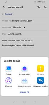 Huawei P30 lite - E-mails - Envoyer un e-mail - Étape 11