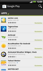HTC Sensation XL - Apps - Herunterladen - 12 / 22