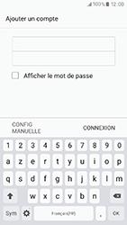 Samsung Galaxy A3 (2017) - E-mail - configuration manuelle - Étape 7