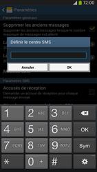 Samsung I9205 Galaxy Mega 6-3 LTE - SMS - Configuration manuelle - Étape 7