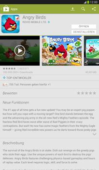 Samsung Galaxy Tab 3 7-0 - Apps - Herunterladen - 18 / 19