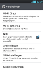 LG P700 Optimus L7 - internet - handmatig instellen - stap 5