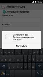 Huawei Ascend Y530 - E-Mail - Konto einrichten - 16 / 23