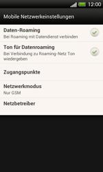 HTC One SV - Ausland - Auslandskosten vermeiden - 0 / 0
