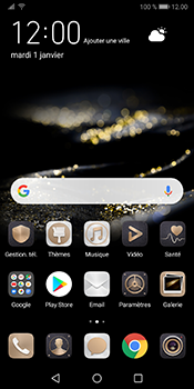 Huawei Mate 10 Pro - Android Pie - WiFi - Activez WiFi Calling - Étape 3