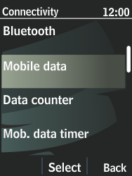Nokia 301-1 - Internet - Manual configuration - Step 5