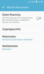 Samsung G389 Galaxy Xcover 3 VE - Netzwerk - Netzwerkeinstellungen ändern - Schritt 5