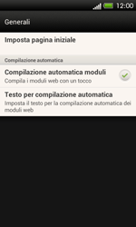 HTC One SV - Internet e roaming dati - Configurazione manuale - Fase 22