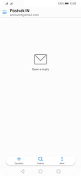 Huawei mate-20-lite-dual-sim-model-sne-lx1 - E-mail - Account instellen (IMAP zonder SMTP-verificatie) - Stap 3