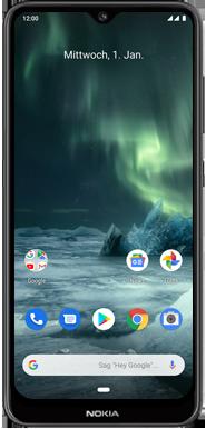 Nokia 7.2 - MMS - Manuelle Konfiguration - Schritt 18