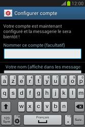 Samsung Galaxy Fame Lite - E-mail - configuration manuelle - Étape 20