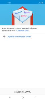 Samsung Galaxy A21s - E-mails - Ajouter ou modifier un compte e-mail - Étape 6