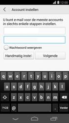 Huawei Ascend P7 - e-mail - handmatig instellen - stap 7