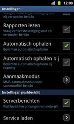 Samsung I8160 Galaxy Ace II - MMS - probleem met ontvangen - Stap 4