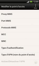 HTC Desire X - Internet et roaming de données - Configuration manuelle - Étape 12