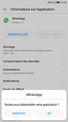 Honor 9 - Applications - Supprimer une application - Étape 6