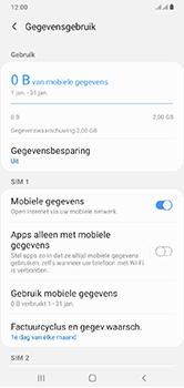Samsung Galaxy A10 - internet - data uitzetten - stap 6