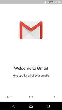 Sony Xperia Z5 Premium (E6853) - E-mail - Manual configuration (gmail) - Step 5