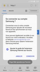 Samsung Galaxy A5 (2017) - Android Nougat - Internet et roaming de données - Navigation sur Internet - Étape 11