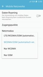 Samsung G920F Galaxy S6 - Android M - Netzwerk - Netzwerkeinstellungen ändern - Schritt 6
