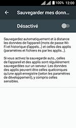 Alcatel U3 - Aller plus loin - Gérer vos données depuis le portable - Étape 9