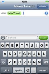 Apple iPhone 4 S - MMS - Afbeeldingen verzenden - Stap 6