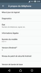 Sony Xperia XA - Logiciels - Installation de mises à jour - Étape 6