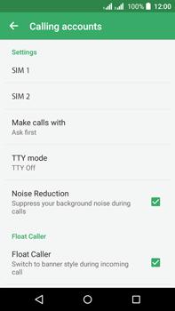 Acer Liquid Z630 - Voicemail - Manual configuration - Step 6