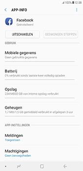 Samsung Galaxy J6 Plus - apps - apps afsluiten - stap 8