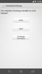 Sony Xperia M2 - E-Mail - Konto einrichten - Schritt 7