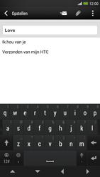 HTC One Max - E-mail - e-mail versturen - Stap 9