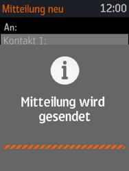 Nokia 3310 - MMS - Erstellen und senden - Schritt 18