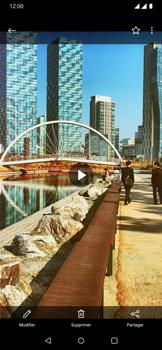 OnePlus 7 - Photos, vidéos, musique - Créer une vidéo - Étape 17