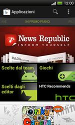 HTC One SV - Applicazioni - Configurazione del negozio applicazioni - Fase 16