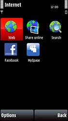 Nokia 5800 Xpress Music - Internet - Internet browsing - Step 3