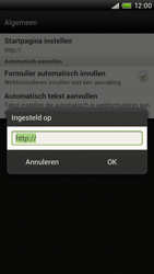 HTC S720e One X - Internet - Handmatig instellen - Stap 21