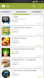 HTC One Mini - Applicazioni - Installazione delle applicazioni - Fase 11