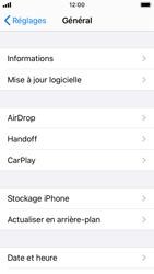 Apple iPhone SE - iOS 13 - Logiciels - Installation de mises à jour - Étape 4