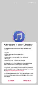 Huawei P40 Pro - Photos, vidéos, musique - Ecouter de la musique - Étape 4