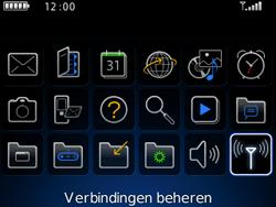 BlackBerry 8520 Curve - wifi - handmatig instellen - stap 3