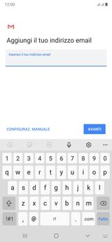 Samsung Galaxy Note 20 Ultra 5G - E-mail - configurazione manuale - Fase 10