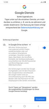 Samsung Galaxy S20 Ultra 5G - Apps - Einrichten des App Stores - Schritt 19
