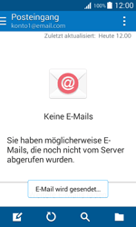 Samsung G388F Galaxy Xcover 3 - E-Mail - E-Mail versenden - Schritt 19