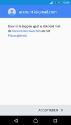 Sony E5603 Xperia M5 - E-mail - handmatig instellen (gmail) - Stap 13