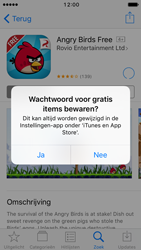 Apple iPhone 5 iOS 10 - apps - app store gebruiken - stap 17