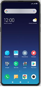 Xiaomi Mi Mix 3 5G - MMS - Configuration manuelle - Étape 16