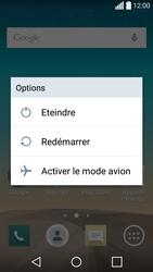 LG Spirit 4G - Téléphone mobile - Comment effectuer une réinitialisation logicielle - Étape 3