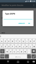 Sony Xperia XZ - Android Nougat - Internet - configuration manuelle - Étape 15